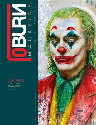 loBURN MAGAZINE, Volume 11 (Summer 2021)