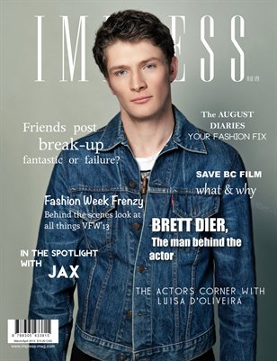 Impress Magazine Issue 2 Volume 2