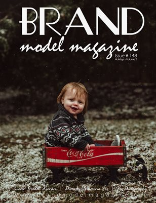 Brand Model Magazine  Issue # 148, Holidays - Vol. 2
