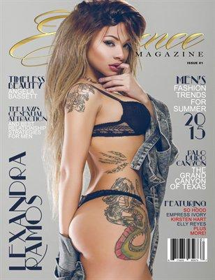 Elégance - Issue #1 (Lexandra Ramos)
