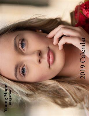 Young Model magazine 2019 Calendar