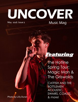 Uncover Music Magazine - Issue #1