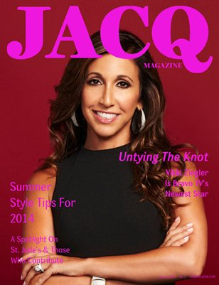 JACQ Magazine - Summer 2014 - Issue #2