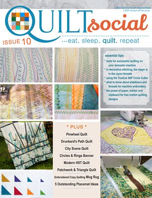 QUILTsocial Issue 10