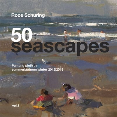 "ROOS SCHURING ""50 Seascapes"" Vol.3 summer