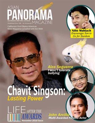 Asian Panorama Magazine November 2016