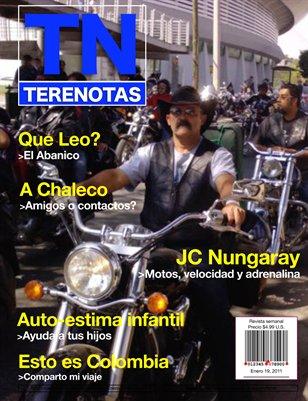 Jorge Cesar Nungaray; Moos, velocidad y adrenalina