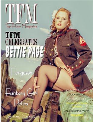 Top Floor Magazine September 2014