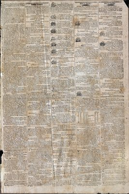 PAGES 3-4,  JAN. 02,1811, COLUMBIAN CENTINEL, BOSTON. MASS