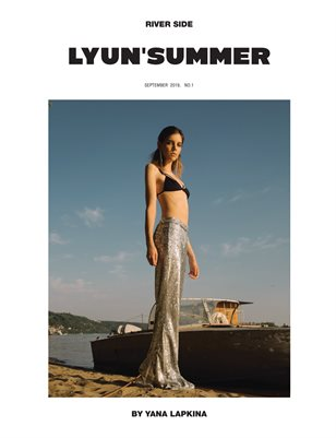 LYUN Swimwear No.1 (VOL No.4) C4