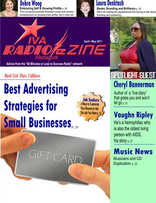 IVA Radio Network eZine - April / May