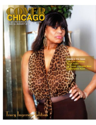 ISSUE 2C - TRACY INGERSON EDITION