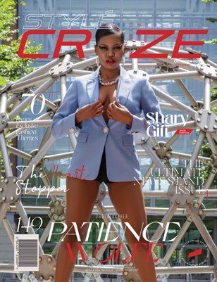 OCTOBER 2021 Issue (Vol: 149) | STYLÉCRUZE Magazine