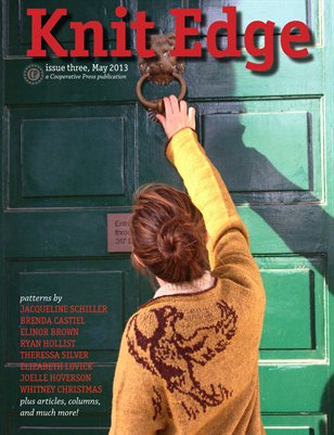 Knit Edge issue three