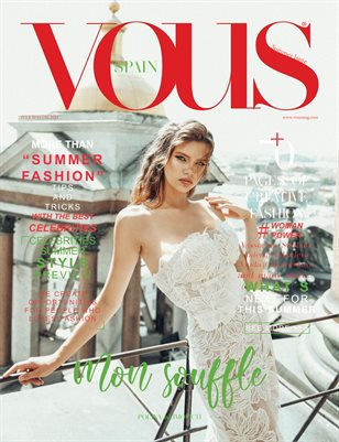 VOUS Magazine | The July Fashion & Beauty Edition | Vol.11 | 2021