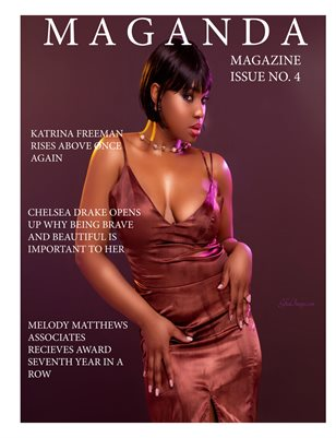 Maganda Magazine Issue 4
