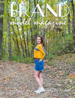 Brand Model Magazine  Issue # 141
