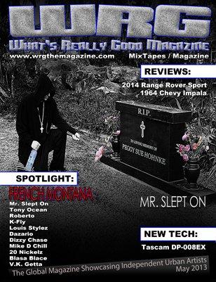 WRG Magazine May 2013