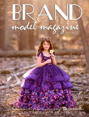 Brand Model Magazine  Issue # 202
