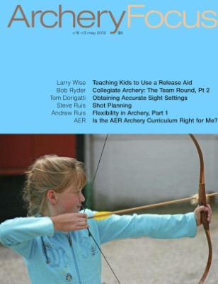 Archery Focus Magazine Volume 16 No 3