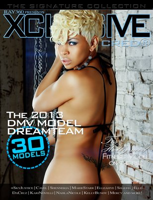 XCLUSIVE - The DC Dream Team - Tia West Cover