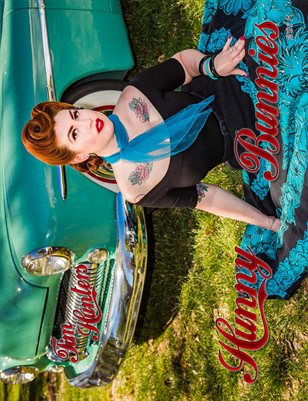 Tim Hunter's Hunny Bunnies 2017 Pin-up Calendar
