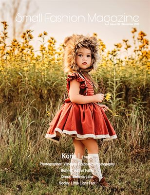 Small Fashion Magazine Issue #30