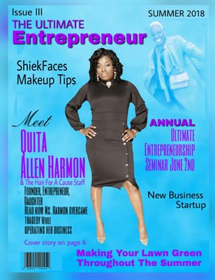 The Ultimate Entrepreneur Magazine 3rd Edition