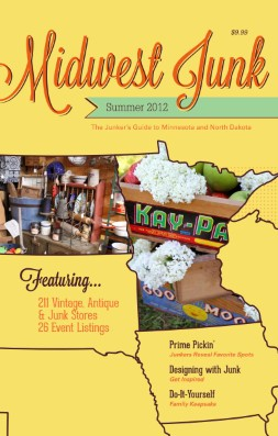 Midwest Junk - The 2012 Junker's Guide to Minnesota and North Dakota