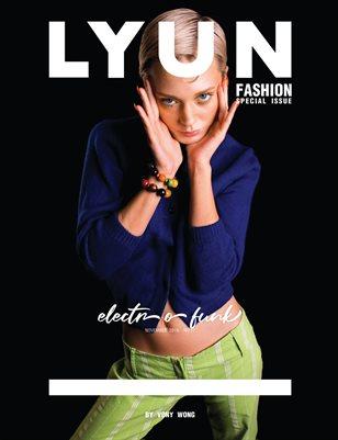 LYUN ISSUE No.11 (VOL No.2) C2
