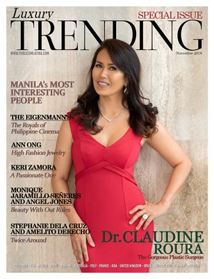LUXURY TRENDING Magazine