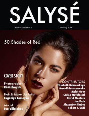 SALYSÉ Magazine | Vol 3:No 5 | February 2017 |