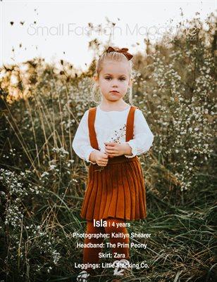 Small Fashion Magazine Issue #7