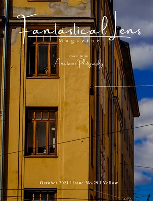 Fantastical Lens Magazine | Issue No.29 |Yellow