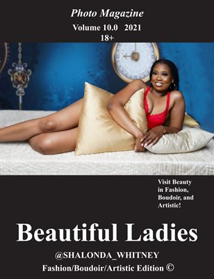 Beautiful Ladies SHALONDA  Magazine V10.0