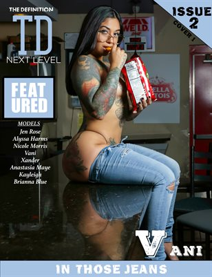 TDM Jeans : Vani  Issue2 cover 1