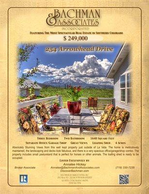 254 Arrowhead Drive