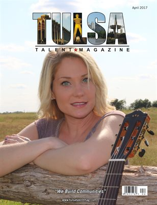 Tulsa Talent Magazine April 2017 Edition