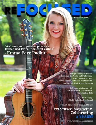 Refocused November 2015 Issue