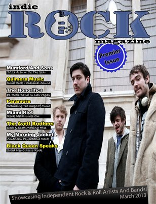 Indie Rock Magazine Mar 2013