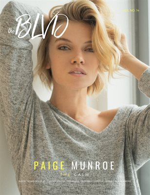 Boulevard Magazine Vol. 14 ft. Paige Munroe