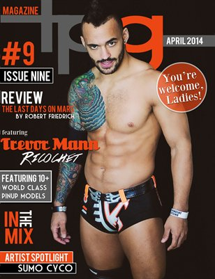 TPG Magazine Issue 9 - April 2014