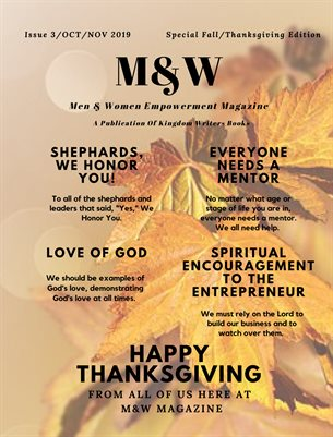 M&W Fall/Holiday Issue 3
