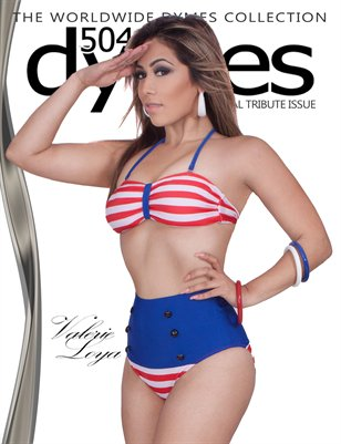 504Dymes Exclusive Valerie Loya Tribute Issue