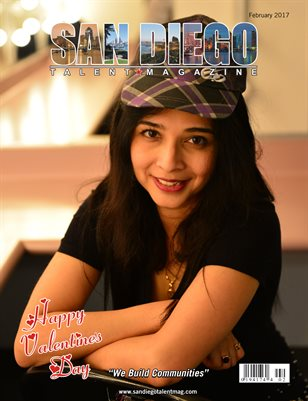 San Diego Talent Magazine February 2017 Edition