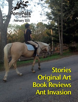 February 2015 Pony Pals Magazine -- Vol.4#9