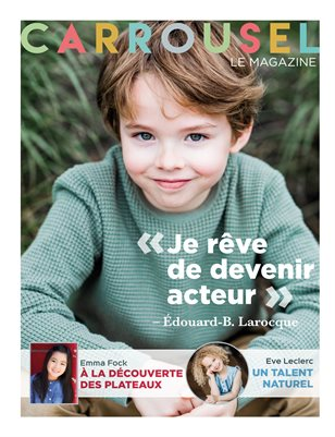 Magazine Carrousel - 2e anniversaire (sept.2019)