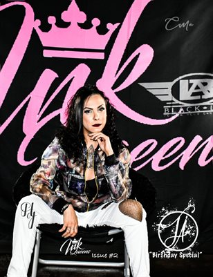 "Ink Queens Issue #2 ""Jerel INK Birthday Special"""