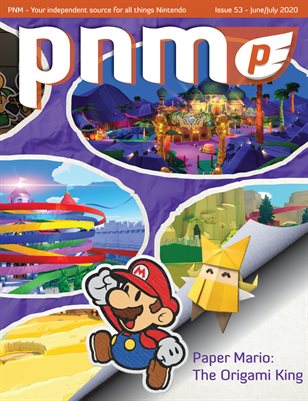Pure Nintendo Magazine (PNM) Issue 53