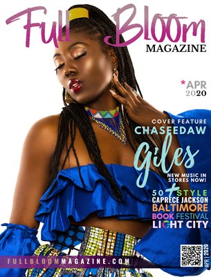 Full Bloom Magazine Issue 22 Chaseedaw Cover